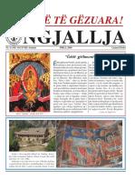 "Gazeta ""Ngjallja"" Prill 2009"