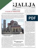 """Gazeta """"Ngjallja"""" Shtator 2009"""