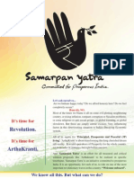Arthakranti Samarpan Yatra