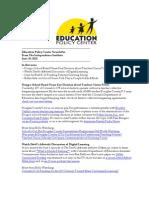 Newsletter June 19 2012