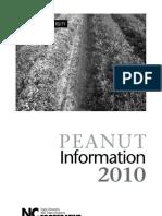 2010 Peanut Information