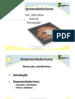 Empreendedorismo_AULA 1 [Modo de Compatibilidade]