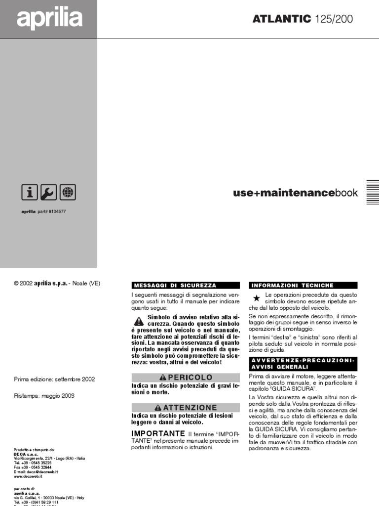 Italiano Francais Deutsch 2003