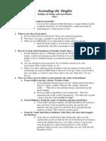 Study Guidestep 2