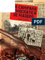 Campaña democrática de Madero