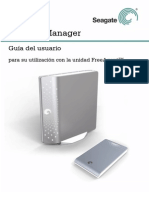Seagate Manager UG manual