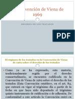 La Convención de Viena de 1969