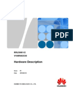RRU3908 V2 Hardware Description(V100R002C00_03)