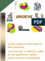 Higiene[1] Pessoal Otima Apresentacao