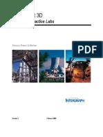 SP3D-Isometric Practice Labs