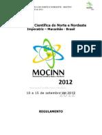MOCINN 2012_Regulamento