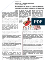 Boletim Municipal Do PSTU - 03