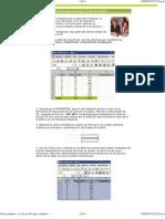 Diagrama de Pareto Excel 2003