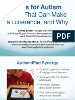 Autism NOW Webinar June 19, 2012