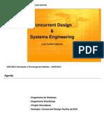 19 Concurrent-Design Luis-Catarino 2012