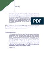 Notizen zur Offenbarung (21)