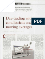 Day Trading With Canlestick and Moving Averages - Stephen Bigalow