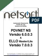Roteiro de Instalação_PDV NET NS & ELLO PAF - VERSAO 1.1