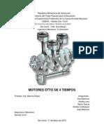 Exposicion de Mecanica Motor 4 Tiempos V2