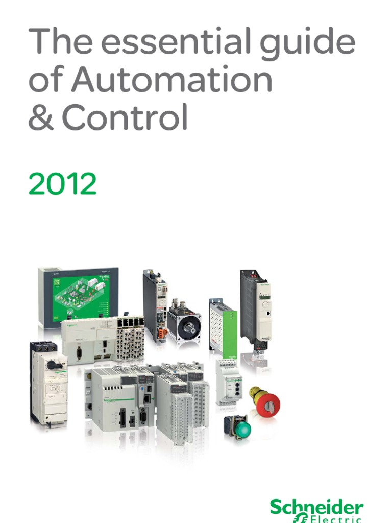 Schneider Automation Cat 2012 En Programmable Logic Controller Automations Gt Motor Control Circuits Pwm Speed