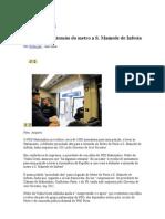 Petição pede extensão do metro a S.Mamede de Infesta
