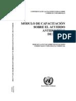 Curso sobre antidumping OMC(en español)