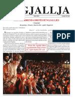"Gazeta ""Ngjallja"" Maj 2011"