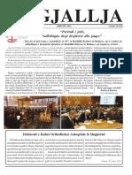 "Gazeta ""Ngjallja"" Shkurt 2011"