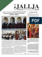"""Gazeta """"Ngjallja"""" Shtator 2011"""