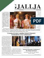 """Gazeta """"Ngjallja"""" Tetor 2011"""