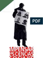 Wallerstein, Immanuel - Impensar Las Ciencias Sociales