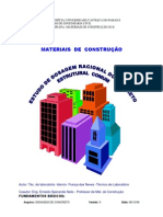 PUCPR - Dosagem de Concreto