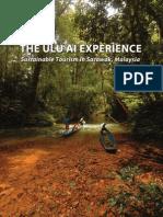 The Ulu Ai Experience - Sustainable Tourism in Sarawak, Malaysia