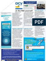 Pharmacy Daily for Wed 20 Jun 2012 - Track the PBS, Teen mental health, Rural Pac12, Antibiotics app and much more...