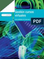 Gestión de Cursos Virtuales - Ana López