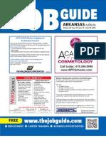 The Job Guide Volume 24 Issue 12 Arkansas