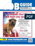 The Job Guide Volume 24 Issue 12 Oklahoma
