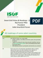 Reji Kumar - Smart Grid Vision & Roadmap