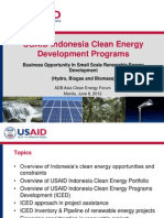 Aurelia Micko - USAID Indonesia Clean Energy Development Programs