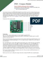 CMPS03 Documentation