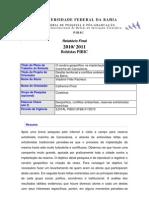 Processo de implantação da resex  Canavieiras- Ba