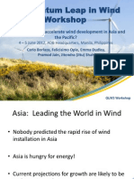 Jitu Shah - What Will It Take to Accelerate Wind Development in Asia and the Pacific