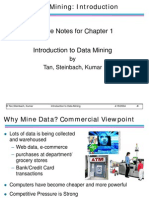 Ebook Eng Introduction To Data Mining P N Tan M Steinbach V