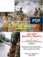 Profeta,San Juan Bautista 1