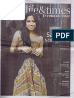 New Straits Times - 30092011 - Divine Taste of Italy