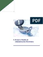 Nuevo Modelo Administracion Electronica