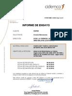 INFORME DE CIDEMCO FM en     español