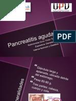 Caso Clínico Pancreatitis aguda