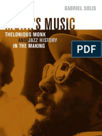Thelonius Monk - Monks Music