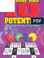 IQ ( Discover Your IQ Potential )